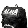 画像5: ALMA BACKPACK CAMOBLACK (5)