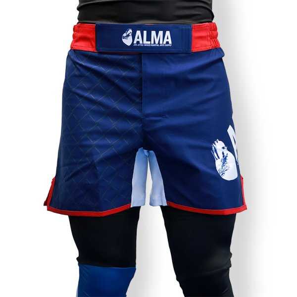 画像1: ALMA Fight shorts CAGE (1)