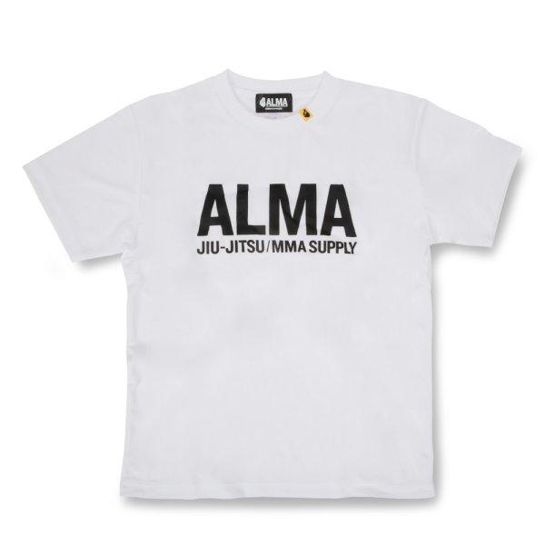 画像1: ALMA LOGO Tシャツ (1)